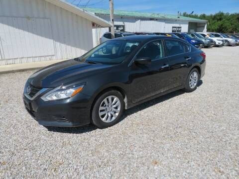 2017 Nissan Altima for sale at Low Cost Cars in Circleville OH