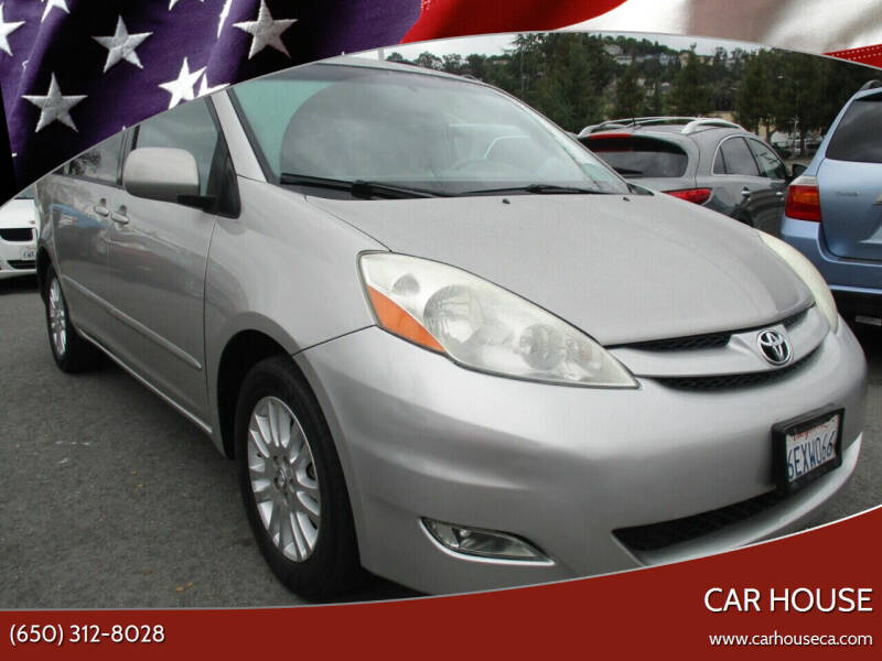 2008 Toyota Sienna for sale at Car House in San Mateo CA
