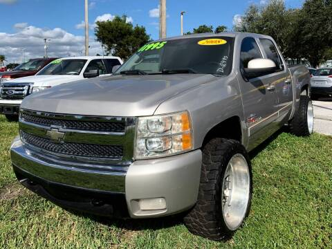 2008 Chevrolet Silverado 1500 for sale at DAN'S DEALS ON WHEELS in Davie FL