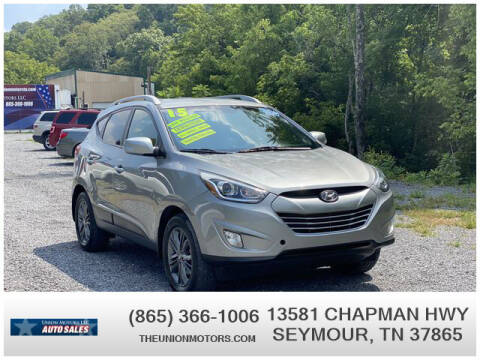 2015 Hyundai Tucson for sale at Union Motors in Seymour TN