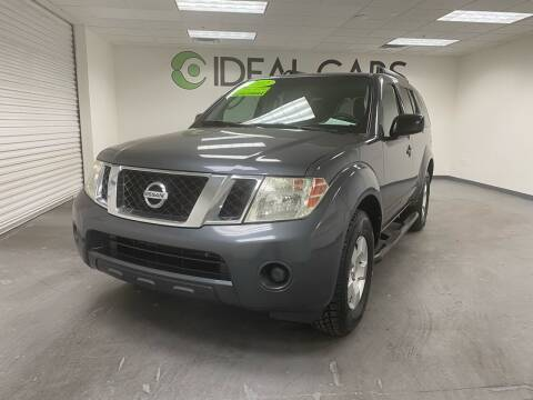 2012 Nissan Pathfinder for sale at Ideal Cars in Mesa AZ