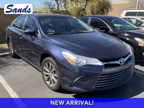 2017 Toyota Camry for sale at Sands Chevrolet in Surprise AZ