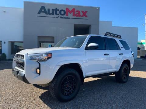2016 Toyota 4Runner for sale at AutoMax of Memphis - V Brothers in Memphis TN
