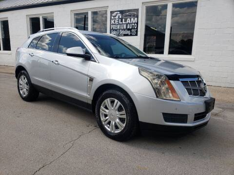 2010 Cadillac SRX for sale at Kellam Premium Auto Sales & Detailing LLC in Loudon TN