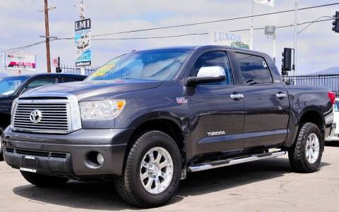 2011 Toyota Tundra for sale at Luxor Motors Inc in Pacoima CA