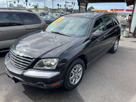2005 Chrysler Pacifica for sale at Low Auto Sales in Sedro Woolley WA