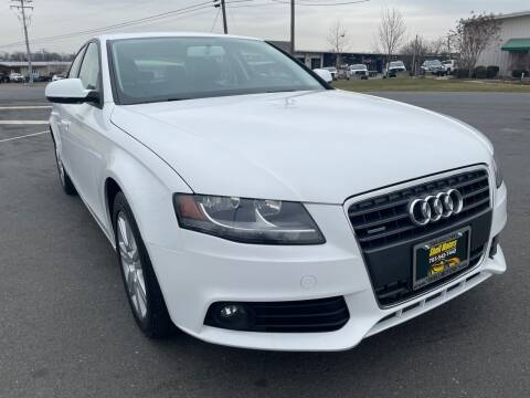 2011 Audi A4 for sale at Shell Motors in Chantilly VA