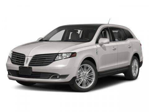 2017 Lincoln MKT for sale at Hawk Ford of St. Charles in St Charles IL