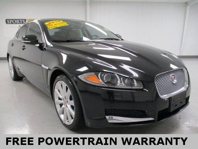 2014 Jaguar XF for sale at Sports & Luxury Auto in Blue Springs MO