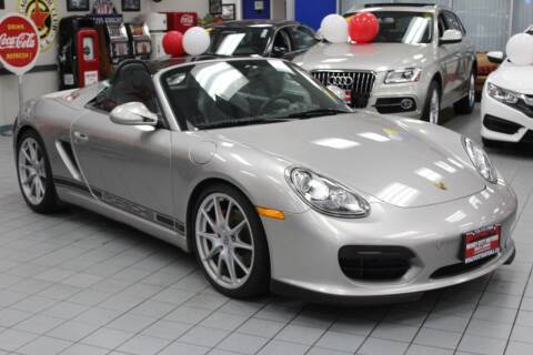 2011 Porsche Boxster for sale at Windy City Motors in Chicago IL