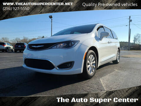 2018 Chrysler Pacifica for sale at The Auto Super Center in Centre AL