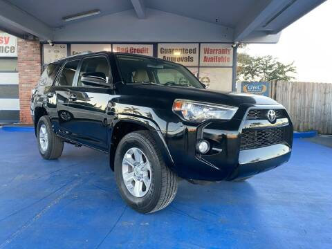 2014 Toyota 4Runner for sale at ELITE AUTO WORLD in Fort Lauderdale FL
