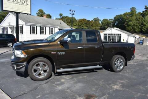 2013 RAM Ram Pickup 1500 for sale at AUTO ETC. in Hanover MA
