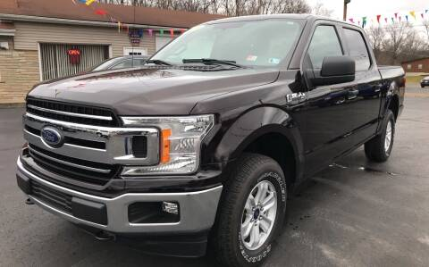 2018 Ford F-150 for sale at Baker Auto Sales in Northumberland PA