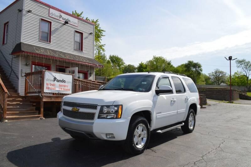 2013 Chevrolet Tahoe for sale at DrivePanda.com Joliet in Joliet IL