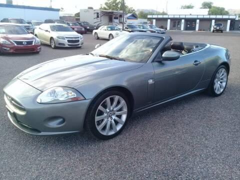 2007 Jaguar XK-Series for sale at 1ST AUTO & MARINE in Apache Junction AZ