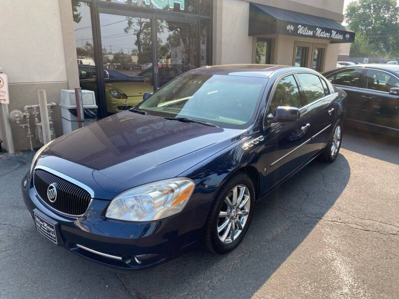 2007 Buick Lucerne for sale at Wilson-Maturo Motors in New Haven CT