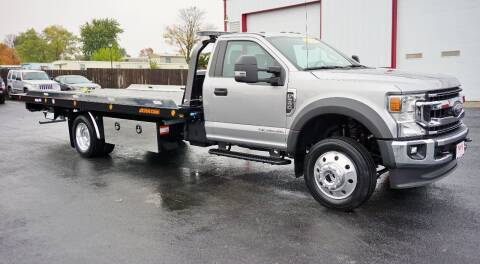 2020 Ford F-550 4x4 for sale at Ricks Auto Sales, Inc. in Kenton OH