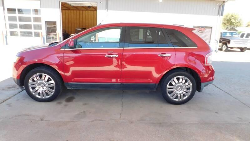 2010 Ford Edge for sale at Mid Kansas Auto Sales in Pratt KS