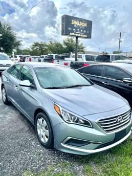 2017 Hyundai Sonata for sale at Sheldon Motors in Tampa FL