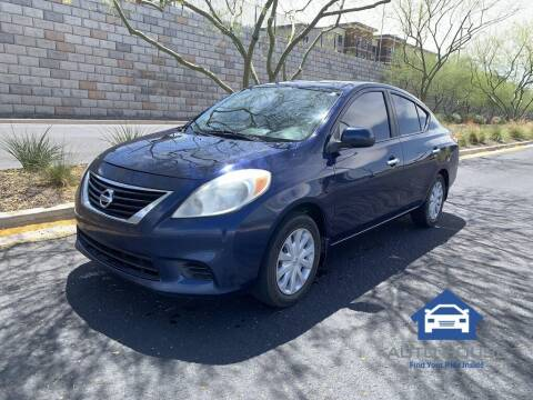 2012 Nissan Versa for sale at AUTO HOUSE TEMPE in Tempe AZ