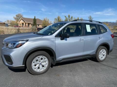 2020 Subaru Forester for sale at Salida Auto Sales in Salida CO