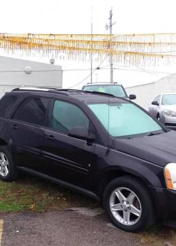 2006 Chevrolet Equinox for sale at MITRISIN MOTORS INC in Oskaloosa IA