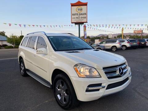 2012 Mercedes-Benz GL-Class for sale at TDI AUTO SALES in Boise ID