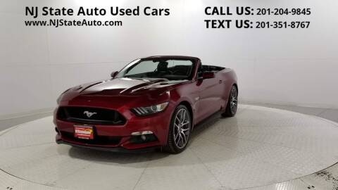 2015 Ford Mustang for sale at NJ State Auto Auction in Jersey City NJ