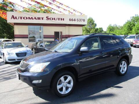 2007 Lexus RX 350 for sale at Automart South in Alabaster AL