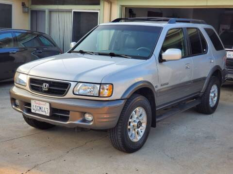 2001 Honda Passport for sale at Gold Coast Motors in Lemon Grove CA