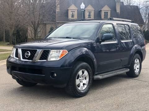 2006 Nissan Pathfinder for sale at Five Star Auto Group in North Canton OH