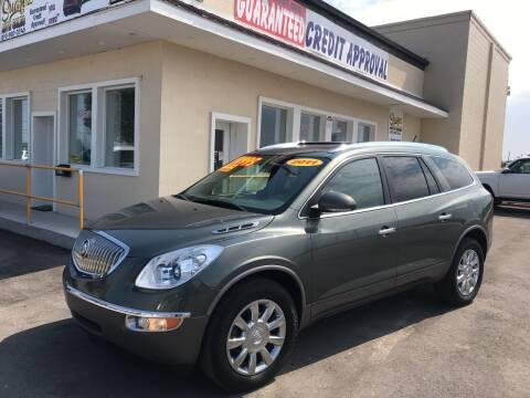 2011 Buick Enclave for sale at Suarez Auto Sales in Port Huron MI