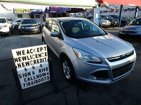 2014 Ford Escape for sale at Cedano Auto Mall Inc in Bronx NY