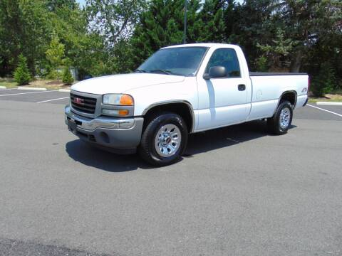 2006 GMC Sierra 1500 for sale at CR Garland Auto Sales in Fredericksburg VA