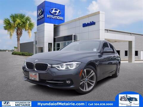 2016 BMW 3 Series for sale at Metairie Preowned Superstore in Metairie LA