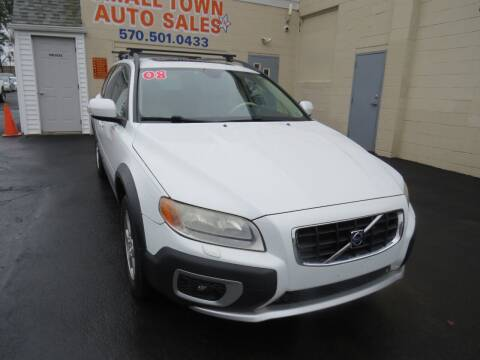 2008 Volvo XC70 for sale at Small Town Auto Sales in Hazleton PA