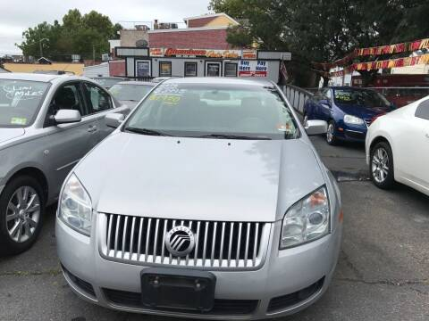 2006 Mercury Milan for sale at Chambers Auto Sales LLC in Trenton NJ