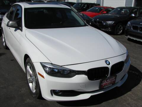 2015 BMW 3 Series for sale at CLASSIC MOTOR CARS in West Allis WI
