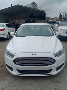2013 Ford Fusion for sale at Shoals Dealer LLC in Florence AL