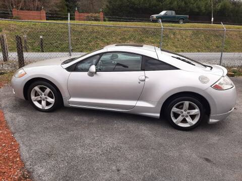 2007 Mitsubishi Eclipse for sale at Green Tree Motors in Elizabethton TN