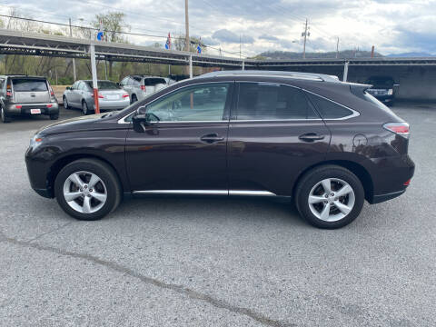 2013 Lexus RX 350 for sale at Lewis Used Cars in Elizabethton TN