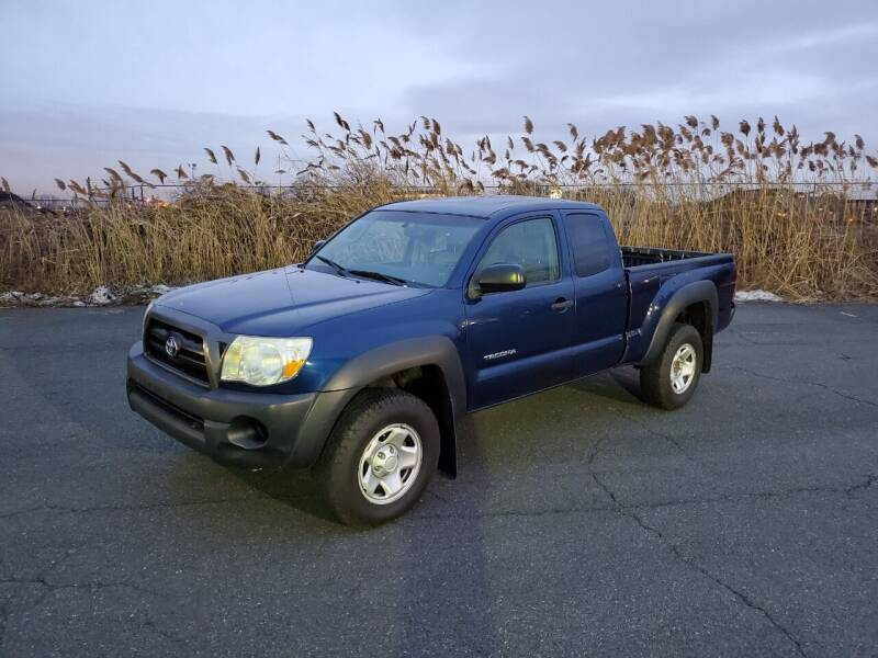 2008 Toyota Tacoma for sale at Innovative Auto Group in Little Ferry NJ