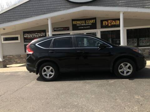 2014 Honda CR-V for sale at Stans Auto Sales in Wayland MI