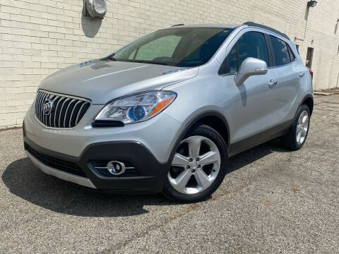 2016 Buick Encore for sale at Samuel's Auto Sales in Indianapolis IN