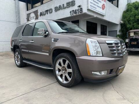 2012 Cadillac Escalade for sale at Best Buy Quality Cars in Bellflower CA