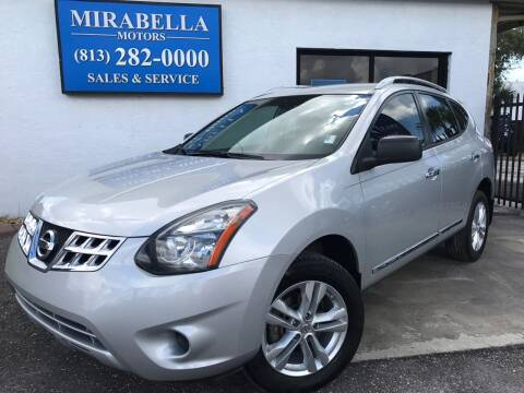 2015 Nissan Rogue Select for sale at Mirabella Motors in Tampa FL