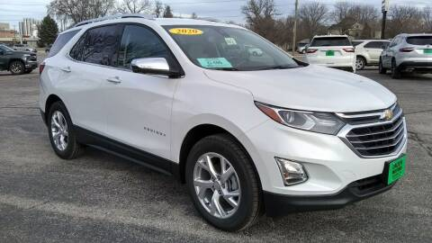 2021 Chevrolet Equinox for sale at Unzen Motors in Milbank SD