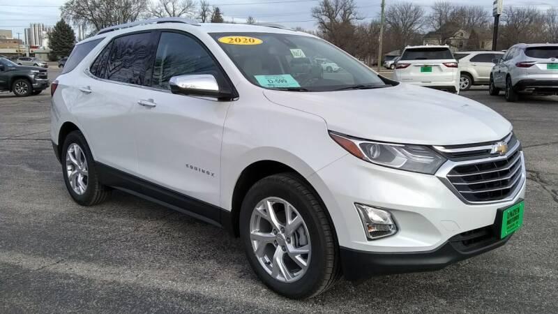 2021 Chevrolet Equinox for sale at Unzen Motors in Milbank SD