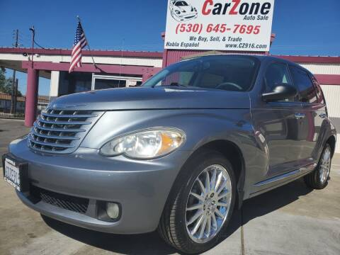2008 Chrysler PT Cruiser for sale at CarZone in Marysville CA